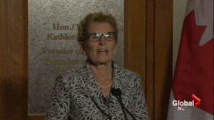 Wynne to recall Legislature July 2nd, pass budget